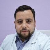 Врач Антюхин Евгений Борисович в Москве